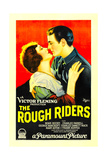 THE ROUGH RIDERS  from left: Mary Astor  Charles Farrell  1927