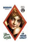 AN INDIAN'S LOYALTY  Lillian Gish  1913