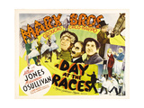 A DAY AT THE RACES  Harpo Marx  Groucho Marx  Chico Marx  1937