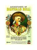 THE ADVENTURES OF BUFFALO BILL  Buffalo Bill  1917