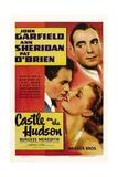 CASTLE ON THE HUDSON  Pat O'Brien  John Garfield  Ann  Sheridan  1940