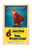 REBEL WITHOUT A CAUSE  James Dean  (below  with Natalie Wood)  1955