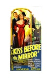THE KISS BEFORE THE MIRROR  from left: Frank Morgan  Nancy Carroll  1933