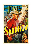 SANDFLOW  top: Buck Jones  1937