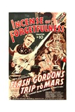 FLASH GORDON'S TRIP TO MARS  Larry 'Buster' Crabbe in 'Chapter 10: Incense of Forgetfulness'  1938