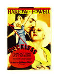 Reckless  Jean Harlow  William Powell  1935