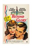 BEYOND GLORY  Donna Reed  Alan Ladd  1948