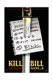 KILL BILL: VOL2  US Poster  2004 © Miramax/courtesy Everett Collection