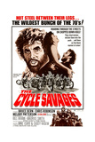 THE CYCLE SAVAGES  Bruce Dern  1969