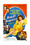 BRIDE OF VENGEANCE  top from top left: Macdonald Carey  John Lund  Paulette Goddard  1949