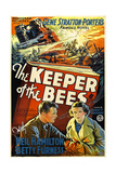 THE KEEPER OF THE BEES  US poster art  from left: Neil Hamilton  Betty Furness  1935