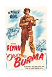 OBJECTIVE  BURMA!  Errol Flynn  1945
