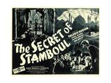 THE SECRET OF STAMBOUL  bottom left: James Mason   1936
