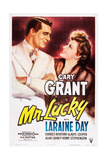 Mr Lucky  Cary Grant  Laraine Day  1943