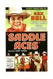 SADDLE ACES  top: Rex Bell  1935