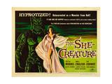 THE SHE-CREATURE  1956