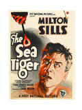 THE SEA TIGER  Milton Sills  1927