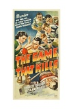 THE GAME THAT KILLS  top from left: Rita Hayworth  Charles Quigley  1937