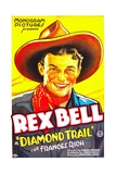 DIAMOND TRAIL  Rex Bell  1933