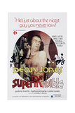 MR SUPERINVISIBLE  US poster  Dean Jones  1970