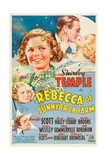 REBECCA OF SUNNYBROOK FARM  Phyllis Brooks  Shirley Temple  Randolph Scott  Gloria Stuart  1938