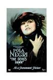 THE DEVIL'S PAWN (aka DER GELBE SCHEIN)  Pola Negri  1918