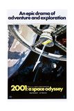 2001: A Space Odyssey  US poster  1970