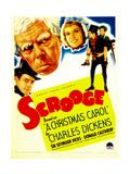 Scrooge  Seymour Hicks  1935
