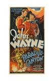 PARADISE CANYON  John Wayne  1935