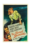 The Spiral Staircase  Dorothy McGuire  George Brent  Ethel Barrymore  1945
