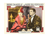 MISS BLUEBEARD  from left: Bebe Daniels  Robert Frazer  1925