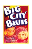 BIG CITY BLUES  from left: Eric Linden  Joan Blondell  1932