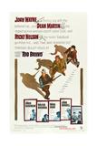 RIO BRAVO  John Wayne  Dean Martin  Ricky Nelson  1959