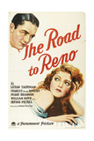 THE ROAD TO RENO  from top left: Charles 'Buddy' Rogers  Lilyan Tashman  1931