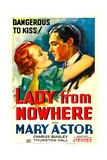 LADY FROM NOWHERE  from left: Mary Astor  Charles Quigley  1936