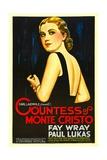 THE COUNTESS OF MONTE CRISTO  Fay Wray  1934