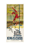 KING OF THE CIRCUS  Eddie Polo in 'Episode 5: The Black Wallet'  1920