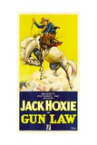 GUN LAW  Jack Hoxie  1933