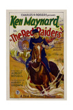 THE RED RAIDERS  Ken Maynard  1927