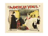 AMERICAN VENUS  right: Louise Brooks on lobbycard  1926