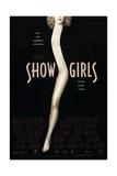 SHOWGIRLS  US poster  Elizabeth Berkley  1995 © United Artists/courtesy Everett Collection
