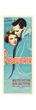DODSWORTH  l-r: Ruth Chatterton  Walter Huston on insert poster  1936