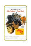 THE TAMARIND SEED  US poster  Julie Andrews  Omar Sharif  1974