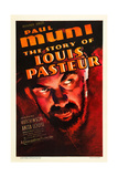 THE STORY OF LOUIS PASTEUR  Paul Muni  1936