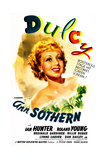 DULCY  US poster  Ann Sothern  1940