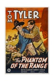 PHANTOM OF THE RANGE  center: Tom Tyler  1936