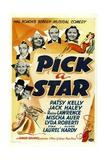 PICK A STAR (aka MOVIE STRUCK)  1937