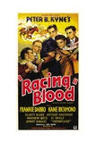 RACING BLOOD  second from right: Frankie Darro  1936