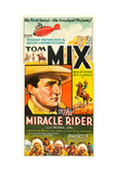 THE MIRACLE RIDER  Tom Mix  1935