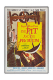 THE PIT AND THE PENDULUM  1961